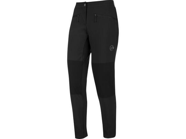 Mammut Pordoi SO Pants Women Short black
